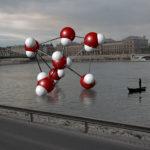 H2O molekula | vegyestechnika | 1200x1200x1200 cm