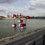 Duna installációs pályázat | H2O | 2017