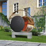 Egis Gyógyszergyár centenáriumi szobor | 2013