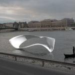 Duna installációs pályázat | Hal | 2017