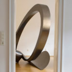 Rezonancia | 2010 | grafit, vegyestechnika | 300x320x200 cm